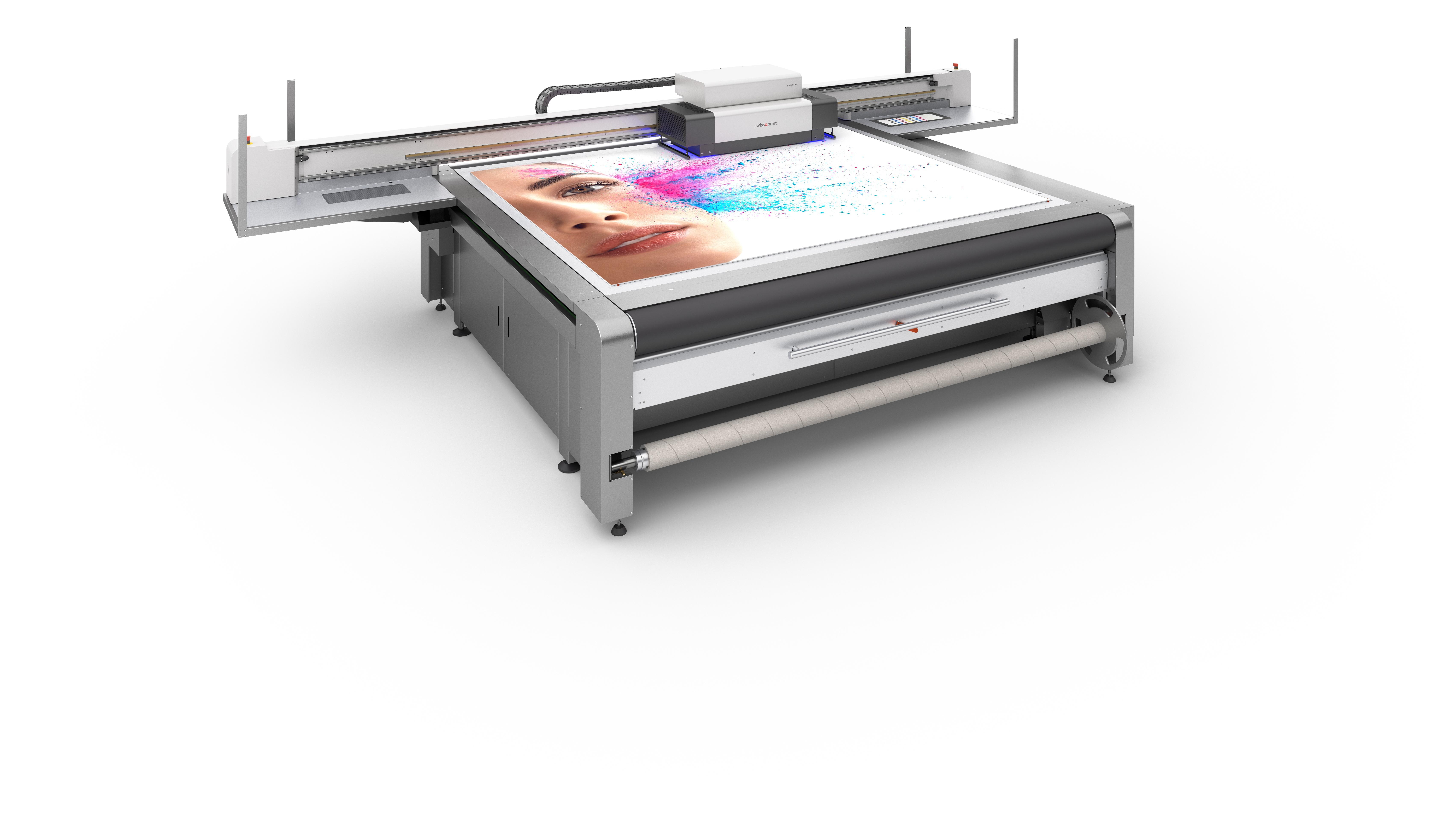 Impresora Uv Oryx Led De Gran Formato Tecnohard